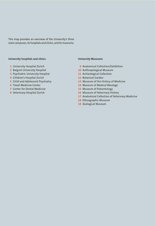 UZH Image Brochure by University of Zurich - issuu
