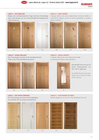 Rubner porte interne confortevole soggiorno nella casa for Rubner porte