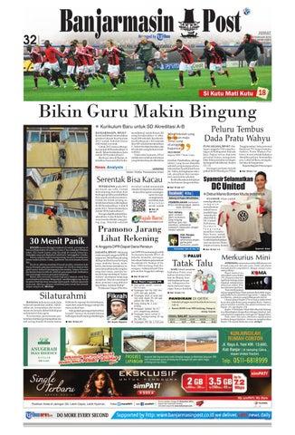 Banjarmasin Post Edisi Jumat 372a82341f