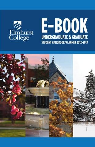 Elmhurst College E Book