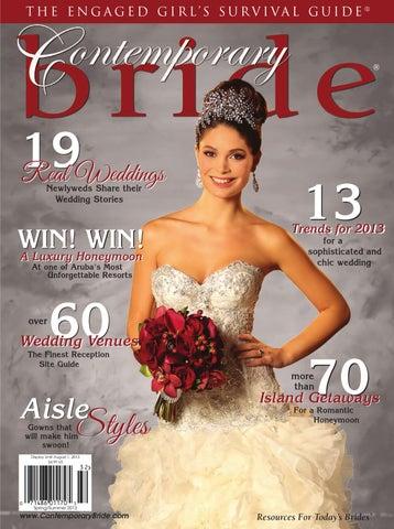e281f8a0364 NJ Contemporary Bride Magazine by Valerie Feeney-Nani - issuu
