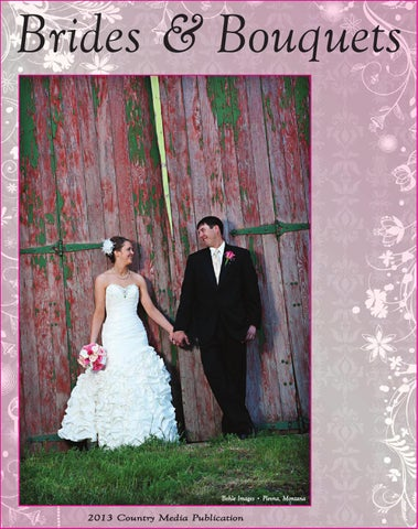 Brides bouquets by cmi issuu for Jewelry store dickinson nd
