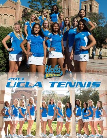 2013 UCLA Women's Tennis Media Guide by UCLA Athletics - issuu
