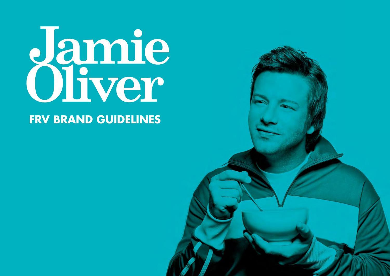 jamie oliver brand book by jo o diogo issuu. Black Bedroom Furniture Sets. Home Design Ideas