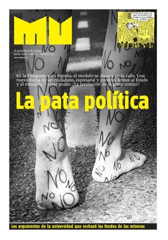 Mu 45  La pata política by Cooperativa lavaca - issuu 3257350071d