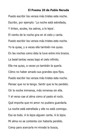 Los Versos Más Tristes By Doraid Mayhoub Issuu