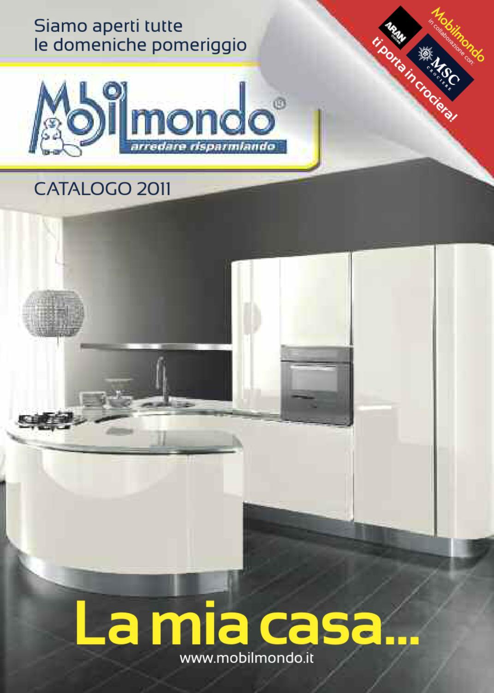 Catalogo mobilmondo 2012 by l 39 azzurro srl issuu for Catalogo mobili