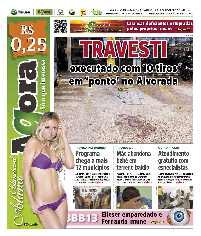 9a5d4cc9e Agora - 23 de fevereiro de 2013 by Amazonas Em Tempo - issuu