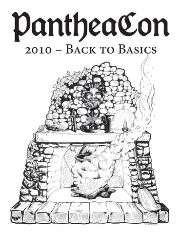 e95903f714 Program Book 2010 by PantheaCon - issuu