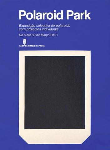 Polaroid Park by Artes Visuais by Fabrice Ziegler - issuu ba23f5f2be