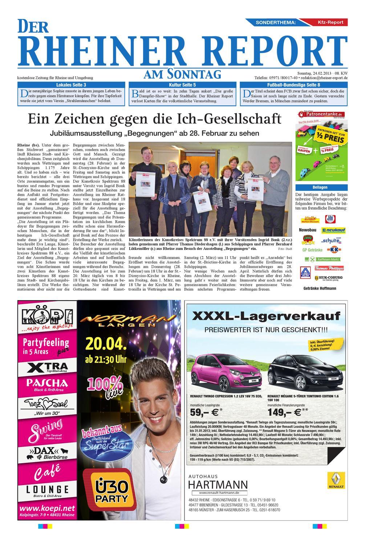 KW08-2013 by Rheiner Report GmbH - issuu