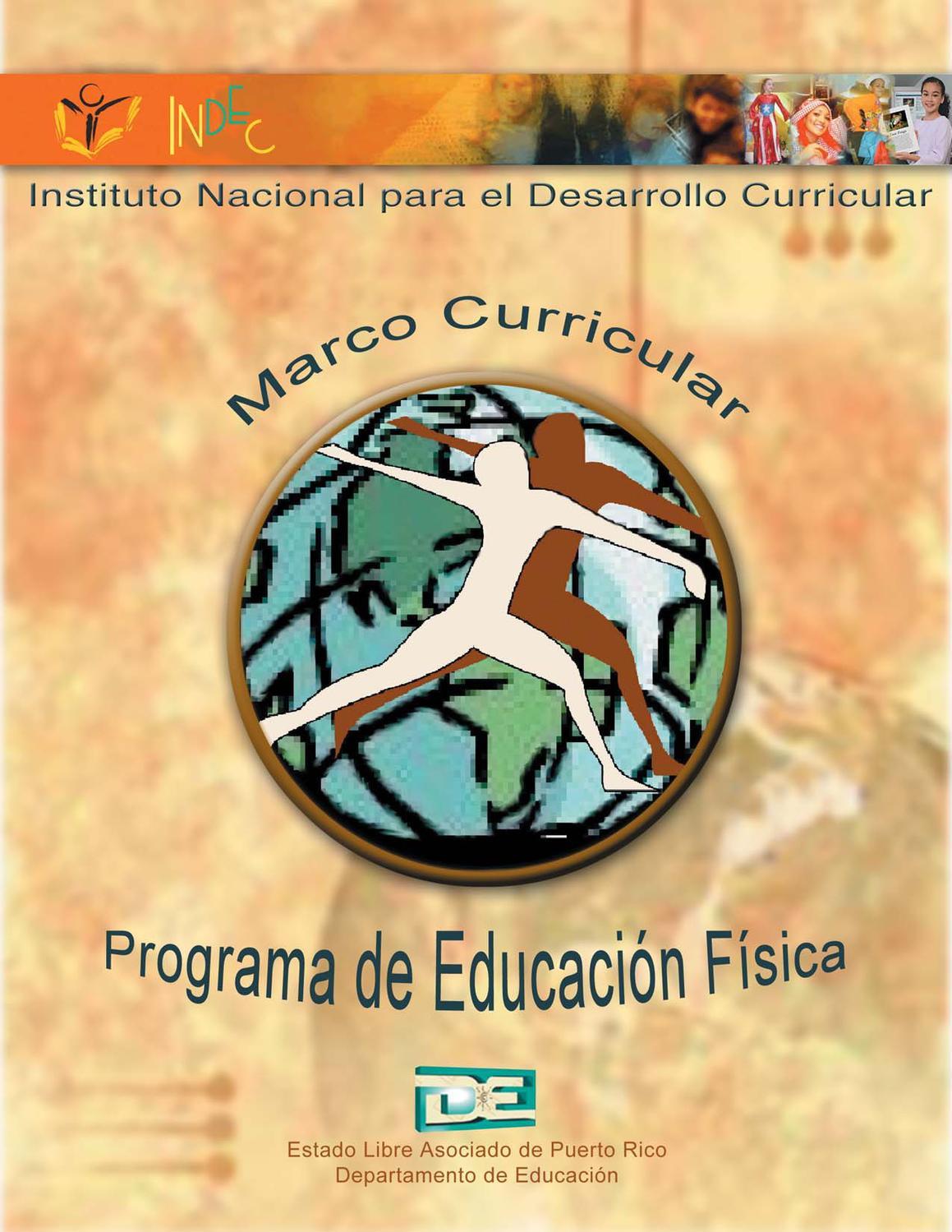 Programa de Educacion Fisica en Puerto Rico by Pierinna Torres - issuu