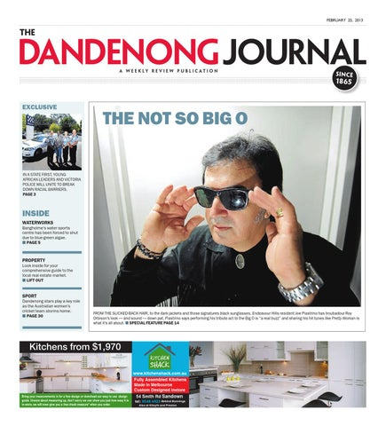 99f4ca06ac The Dandenong Journal by The Weekly Review - issuu