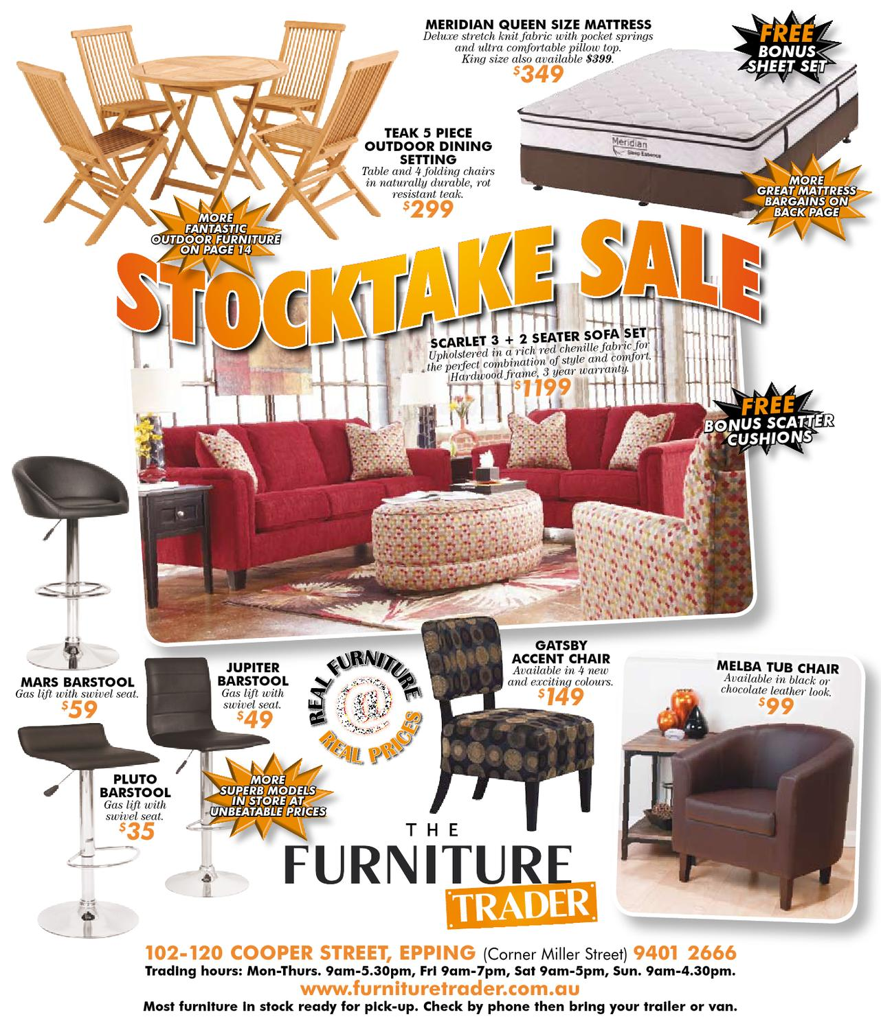 The Furniture Trader by Whatsonsale issuu