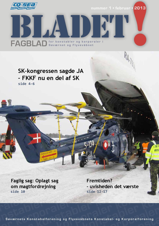 Bladet! 01 2013 by CO-Sea - issuu