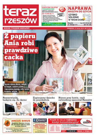 Teraz Rzeszow 210213 By Katarzyna Issuu