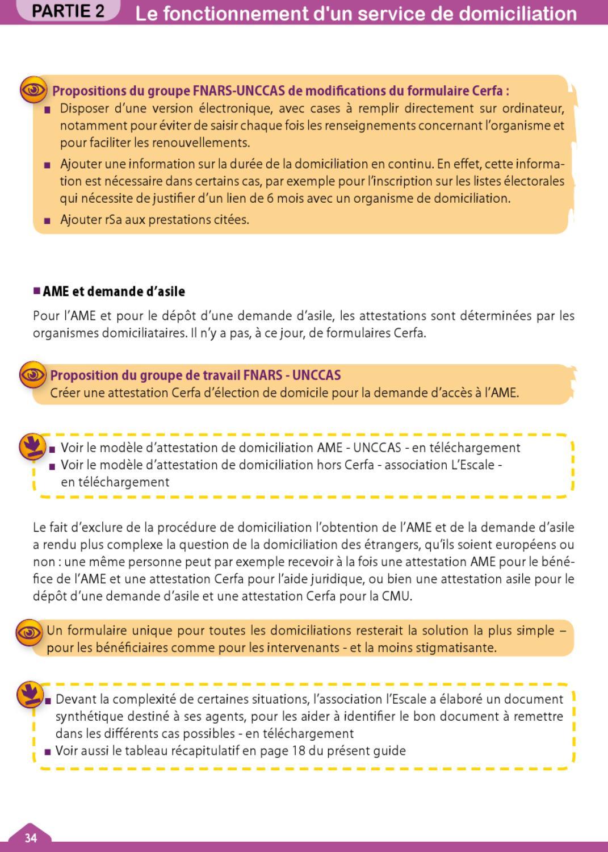 DGCS _ Guide domiciliation by Ministères sociaux - issuu