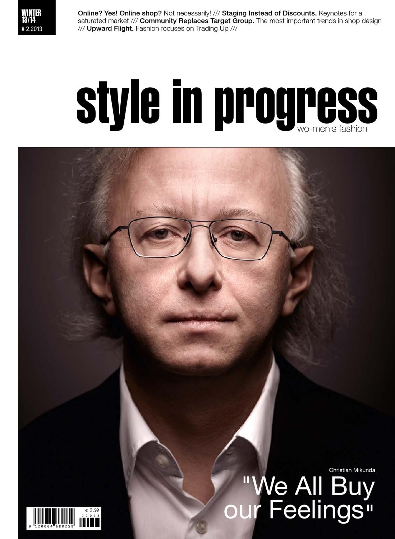 style in progress 2.13 EN by UCM Verlag issuu