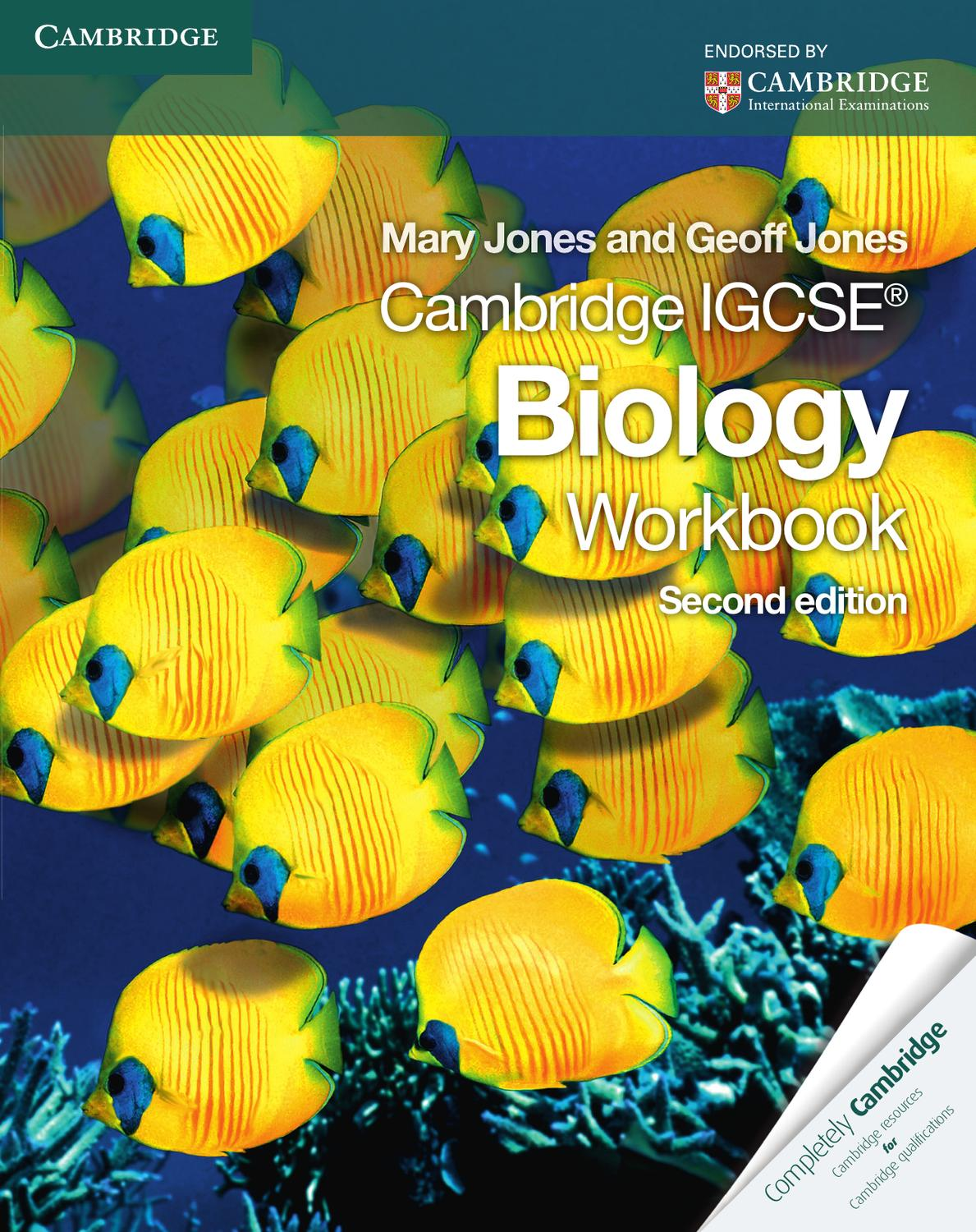 Cambridge igcse biology coursebook by mary jones (ebook).
