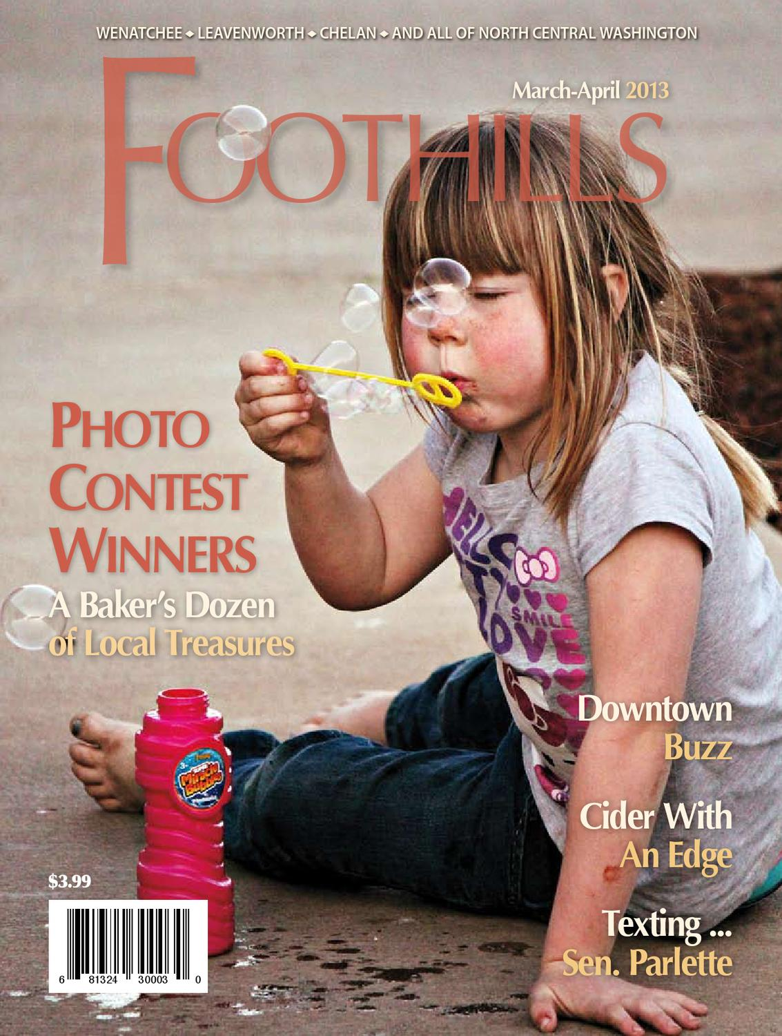 Foothills Magazine Mar-Apr 2013 Photo Contest Winners by The