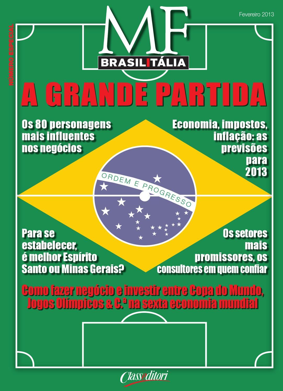 MF BrasilItália - A grande partida - MF Milano by UNNT Marketing Abril -  issuu 2f31b03d91