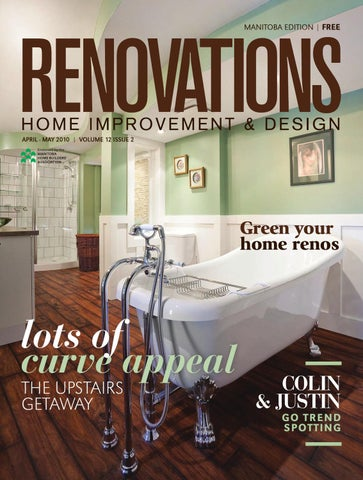 reno decor magazine febmar 2017 by homes publishing group issuu - Free Home Improvement Magazines