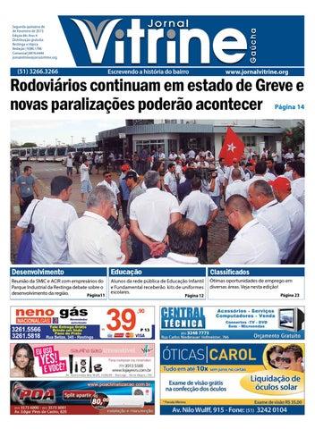 2ª quinzena - Edição 86 by Jornal Vitrine - issuu 33b259e647