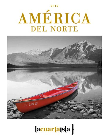 América del Norte by Ávoris - issuu 821bc3b13f520