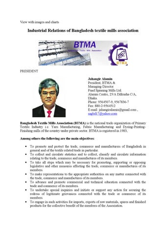 Bangladesh textile mills association