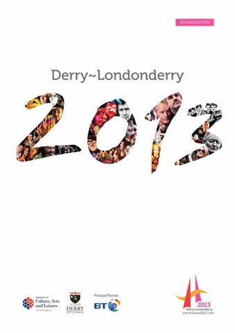 32bed0d2bf86 City of Culture 2013 Programme by Culture Northern Ireland - issuu