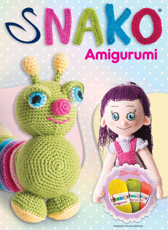 Amigurumi bebek ve resimli açıklamalı yapımı - 10marifet.org | 1500x1093