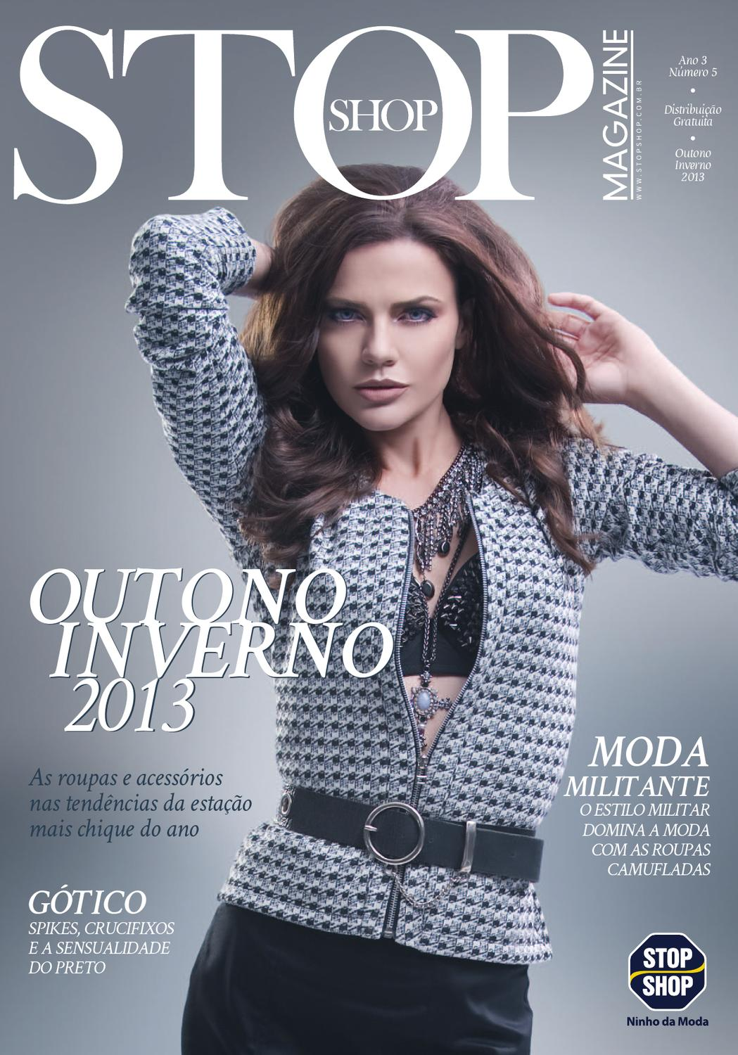 f3c2ae073 Stop Shop Magazine Inverno 2013 by P1 Design - issuu