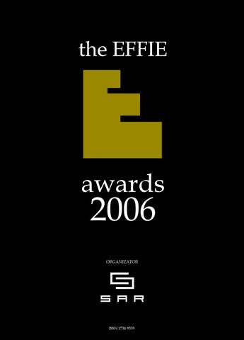 EFFIE 2006 by Stowarzyszenie Komunikacji Marketingowej SAR - issuu a9101b417ed