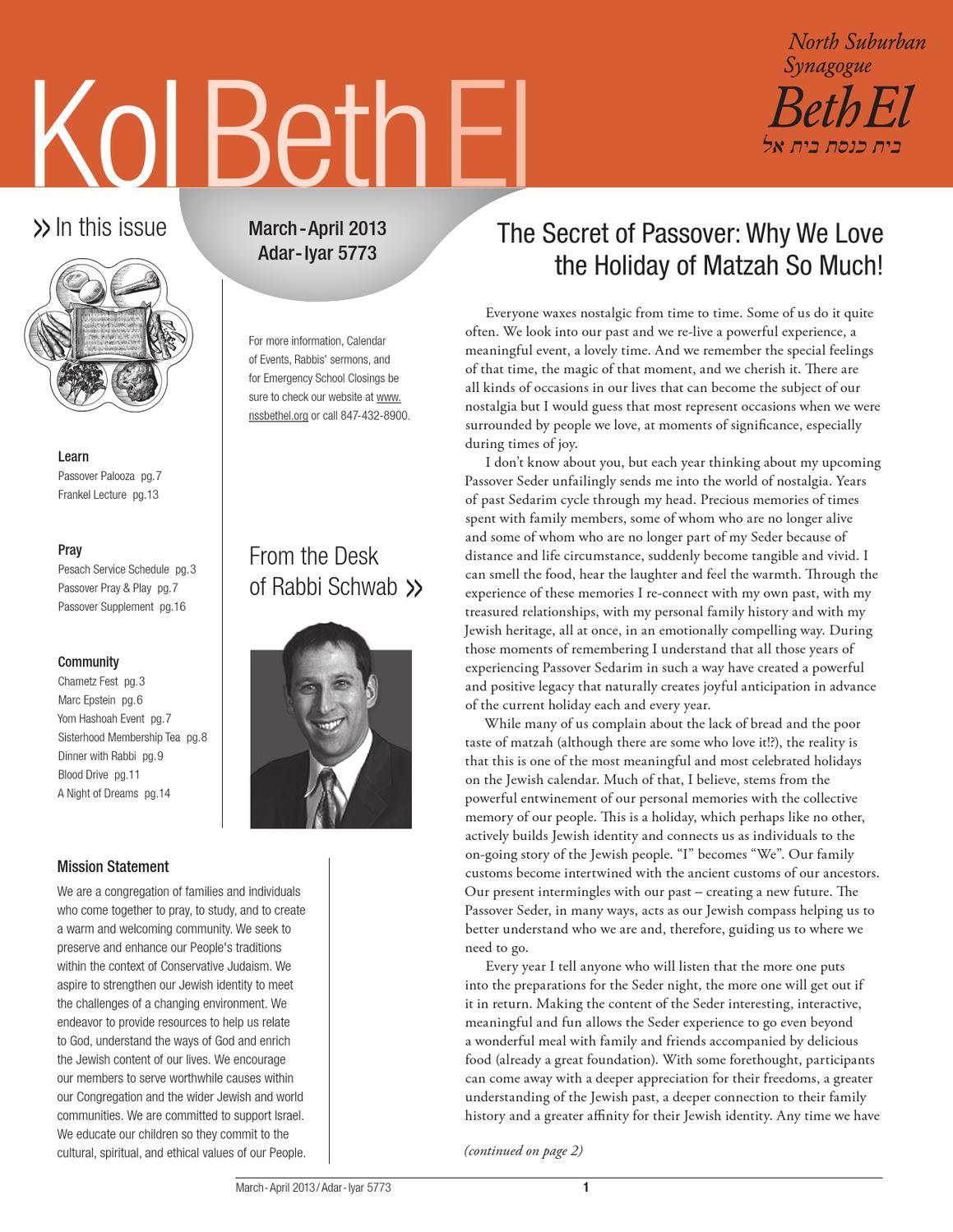 BE March April 2013 Bulletin By Jonathanfieldsdesign