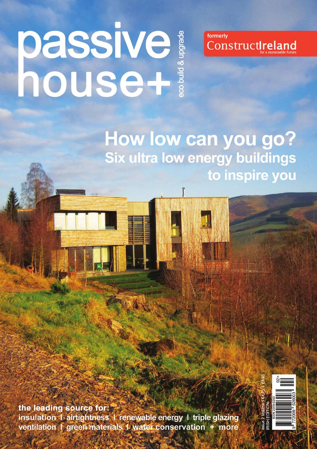 Passive House Plus Issue 2 Irish Edition By Issuu Trailer Wiring Color Code Ireland