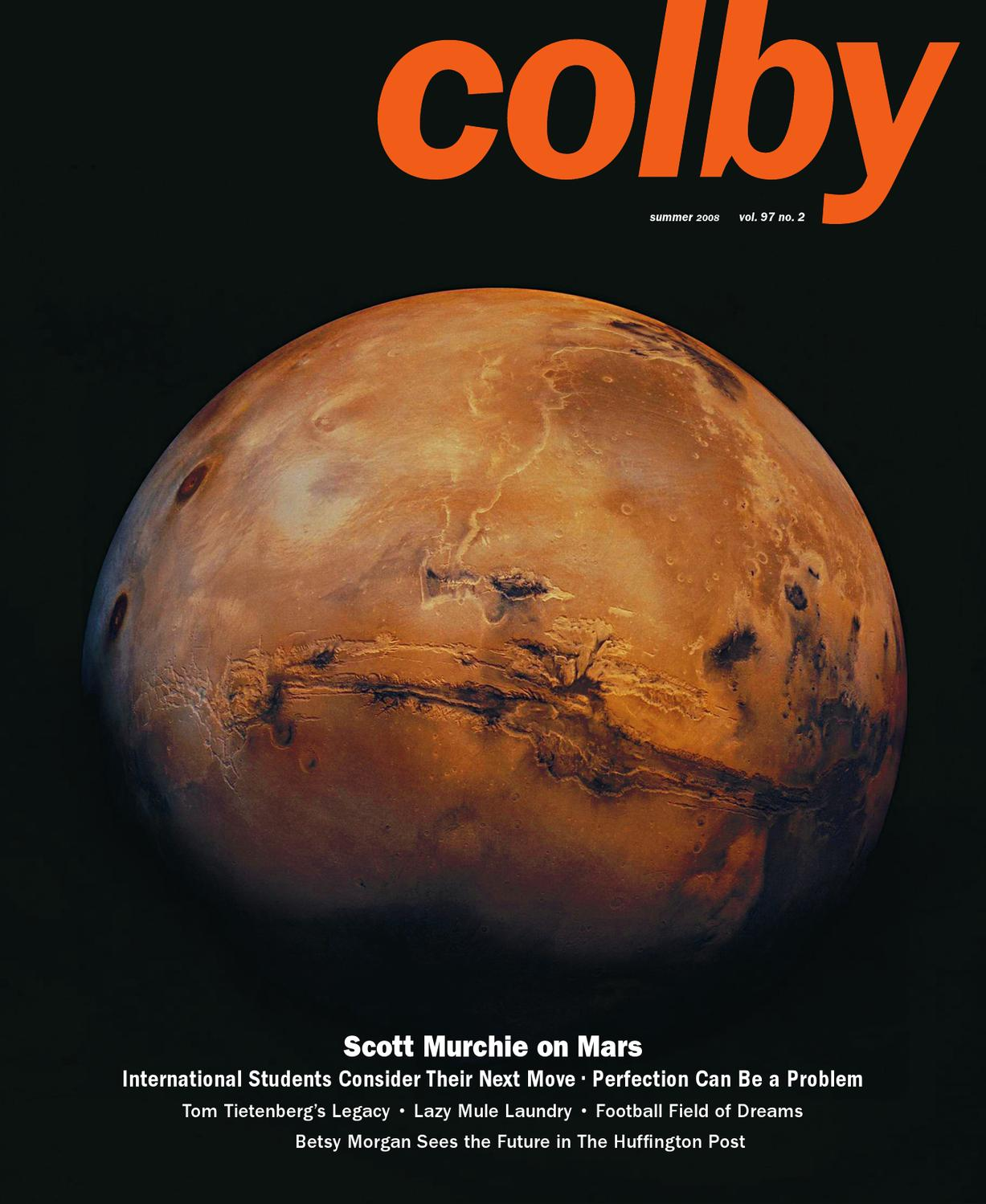 Colby Magazine vol  97, no  2 by Colby College Libraries - issuu