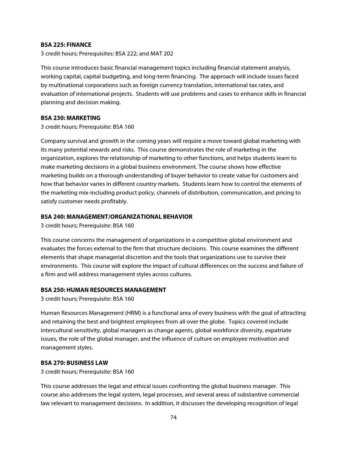 SPS Academic Catalog 2012-13 by William Peace University - issuu