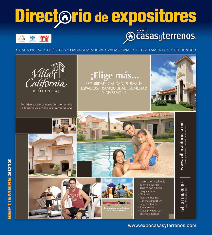 Directorio Expo Septiembre 2012 By Santiago Arana Issuu