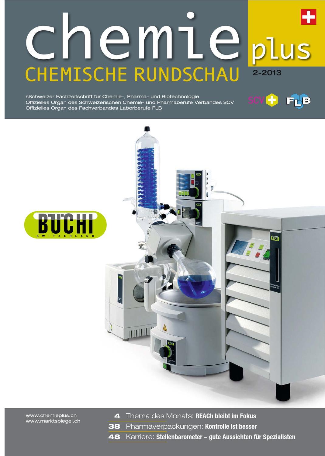 Chemieplus 2013/01 by AZ Fachverlage AG - issuu