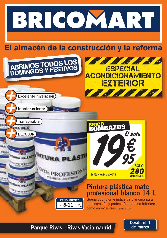 Bricomart folleto 1-25 marzo 2013 by CatalogoPromociones.com - issuu