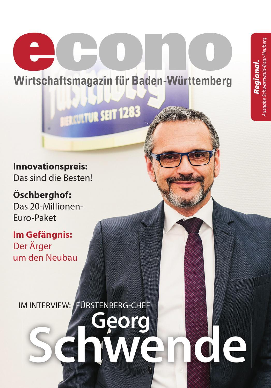 Regionalteil 3 Econo Februar 2013 Ausgabe Heft Qtdhrs
