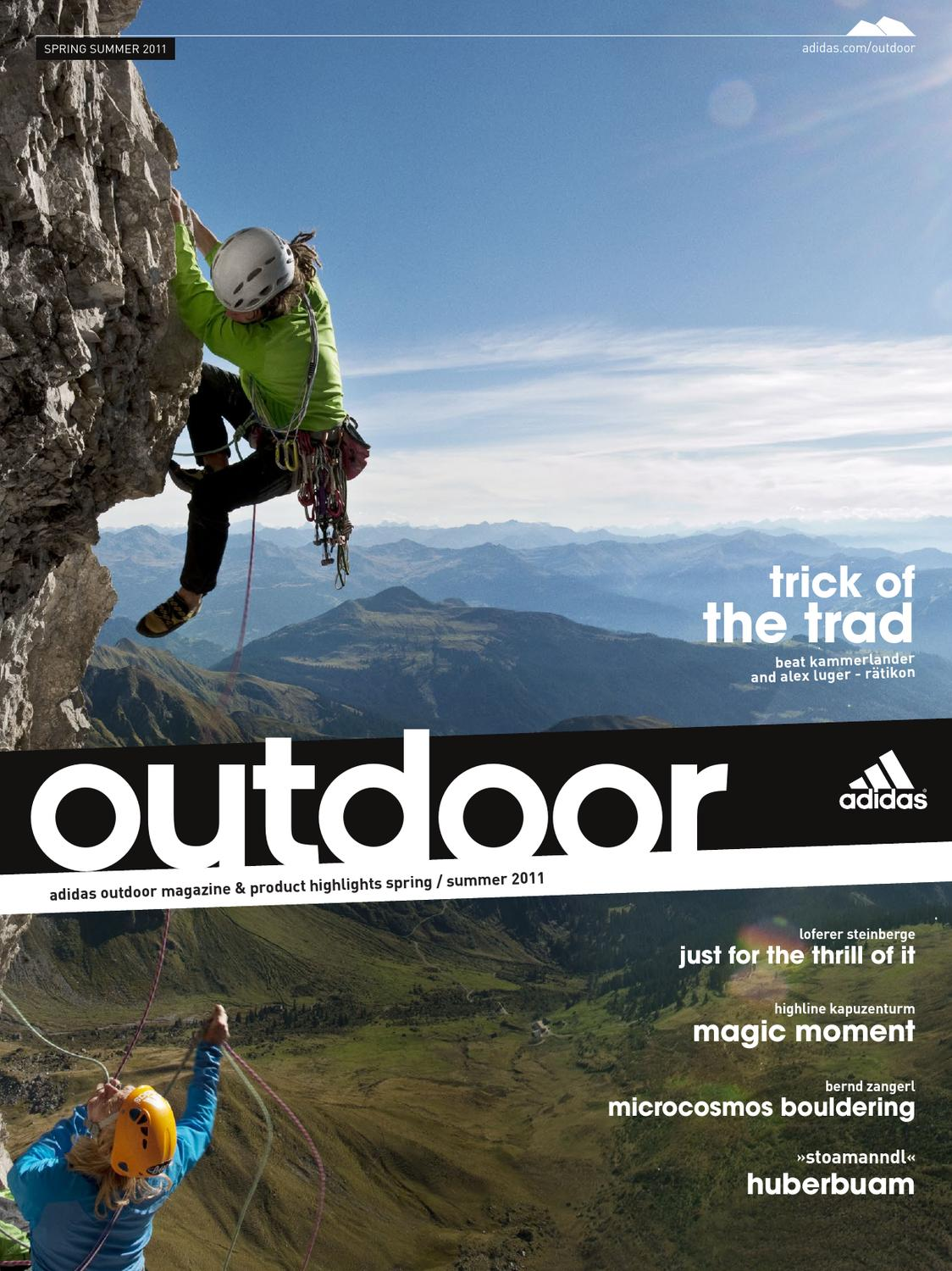 A GOOD ALL ROUNDER FOR MOUNTAIN SPORTS: THE ADIDAS TERREX