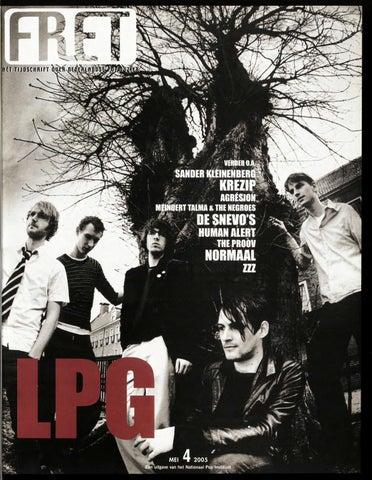 3b643d4ab26a98 FRET Magazine nummer 4 2005 by FRET Magazine - issuu