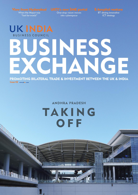 uk india business exchange 02 andhra pradesh taking off by open box media u0026 issuu
