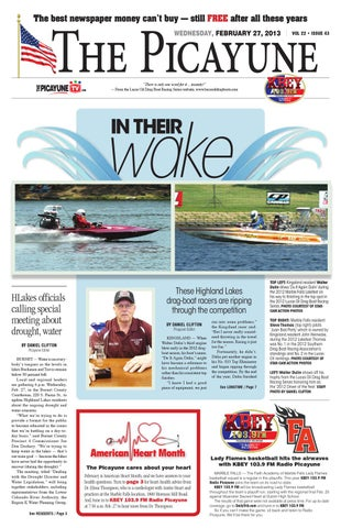 The picayune february 27 2013 by 101 corpus christi issuu page 1 fandeluxe Image collections