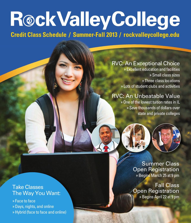 Rock valley college summerfall 2013 credit course schedule by rock rock valley college summerfall 2013 credit course schedule by rock valley college issuu fandeluxe Gallery