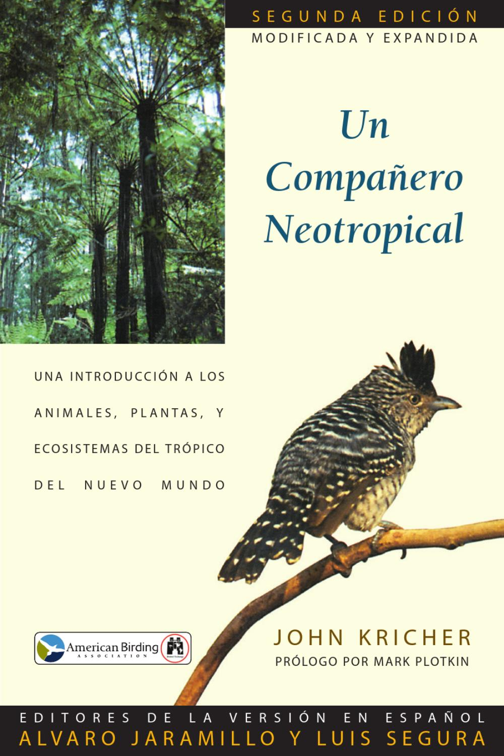 Un Compañero Neotropical by Latitud Ecuador - issuu