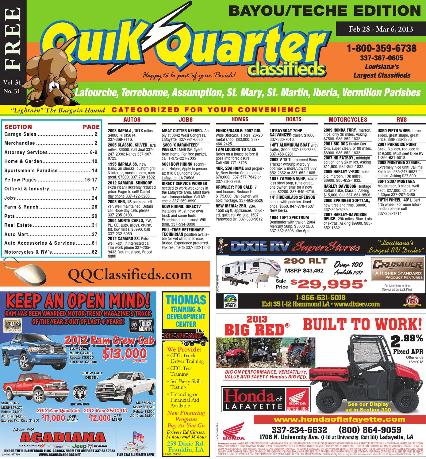 QQ Teche by Part of the USA TODAY NETWORK issuu
