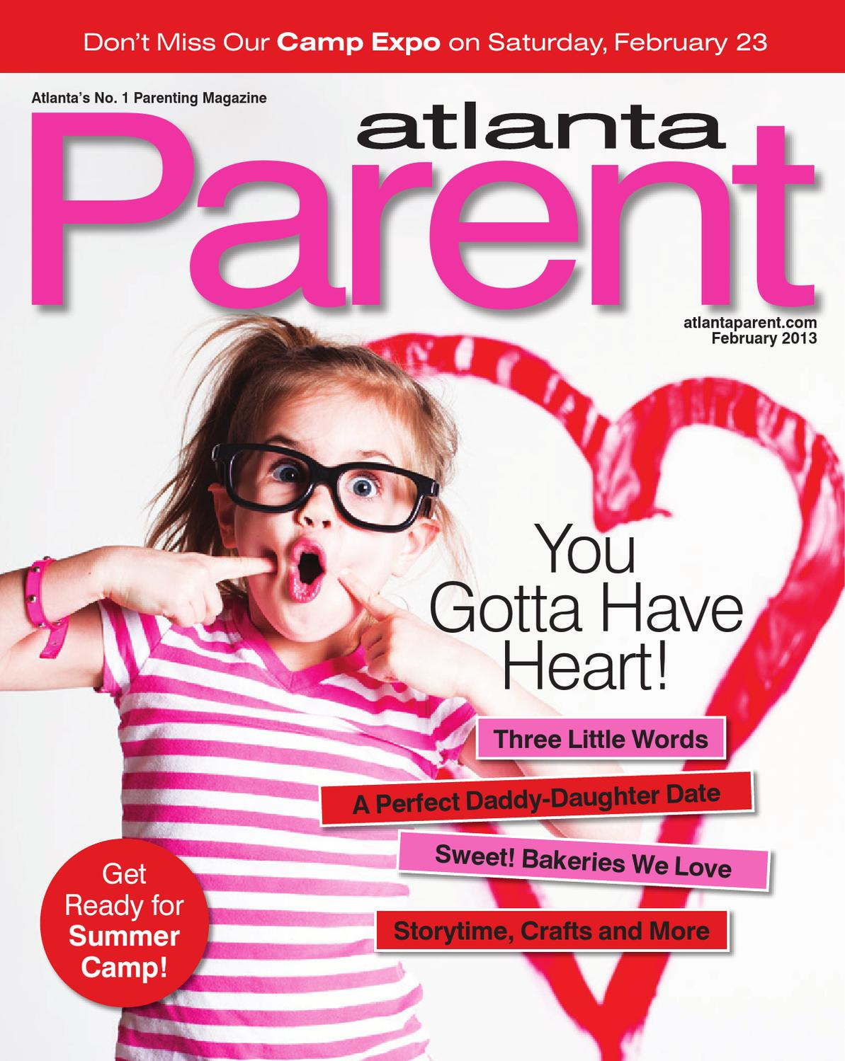 February 2013 by Atlanta Parent - issuu