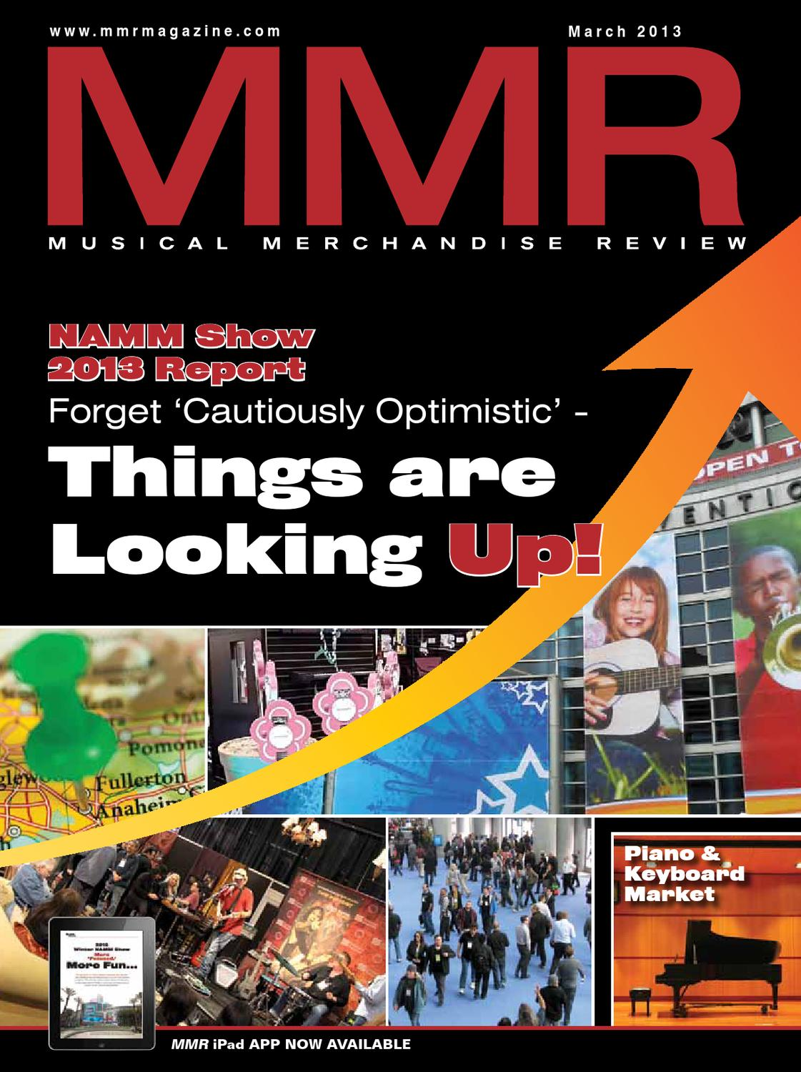MMR March 40 by MMR   Musical Merchandise Review   issuu